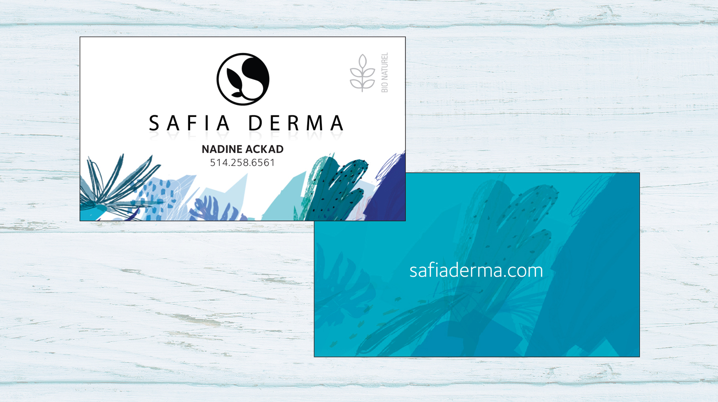 CarteAffaires Safia