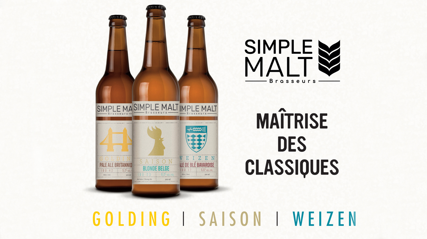 Simple Malt pub